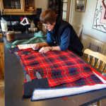 a craft kilt (in progress)